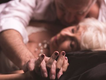 The secret of a happy sex-life? Feel young