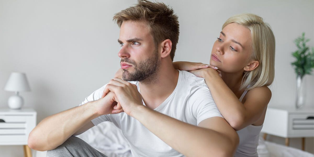 Erectile dysfunction in young men: causes and cures